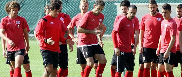 Antalyaspor'da Adanaspor Mesaisi Sürüyor