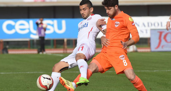 Antalyaspor, Zirve Şansını Tepti