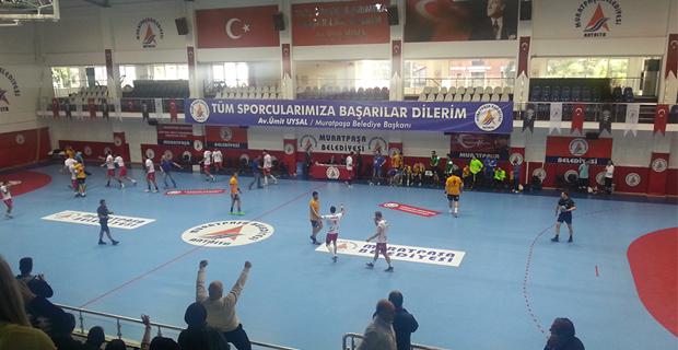 Antalyaspor 24 – 22 Nilüfer Belediyesi