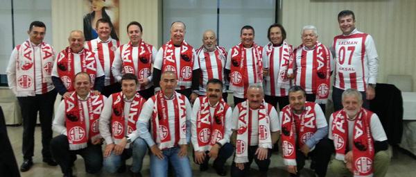 Dösiad'da Antalyaspor Rüzgarı