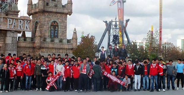 Liselilerin Ortak Hedefi Antalyaspor