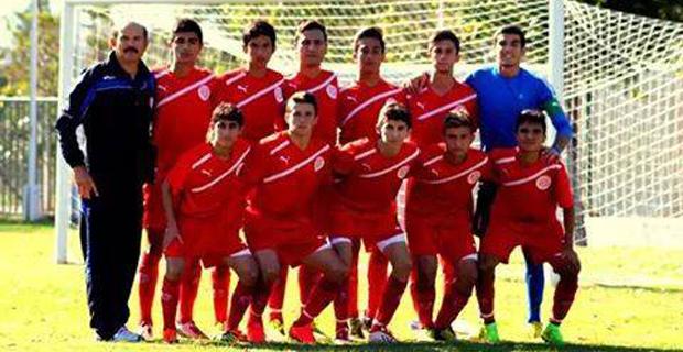 Antalyaspor U16, Yoluna Namağlup Devam Ediyor