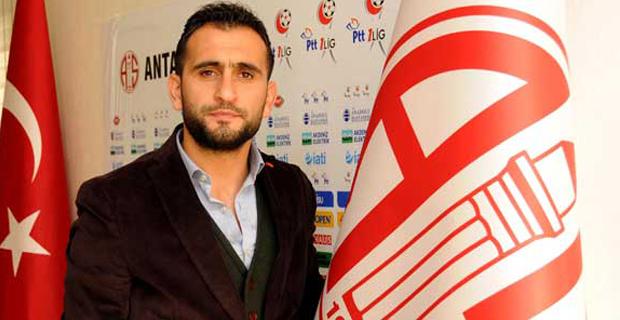 Antalyaspor'da Erman Kılıç Sıkıntısı