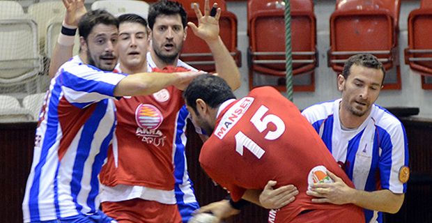 İzmir BŞB 20 – 20 Antalyaspor