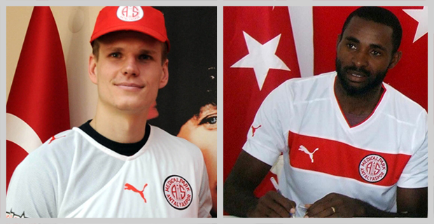 Antalyaspor, Janda ile Boum'u Gönderemiyor