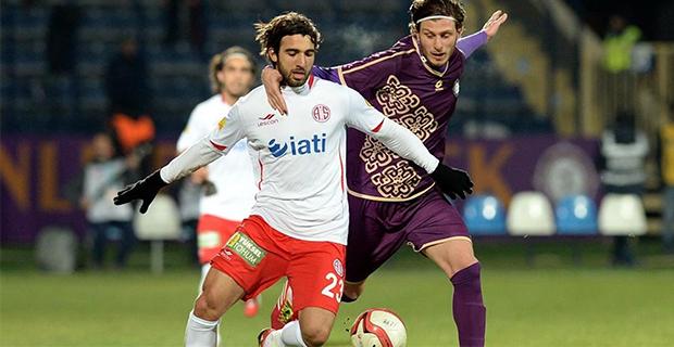 Antalyaspor, Osmanlı'yı Yıkamadı