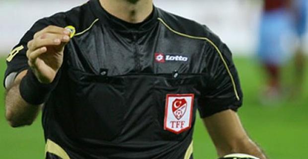 Bursaspor Maçının Hakemi Belli Oldu