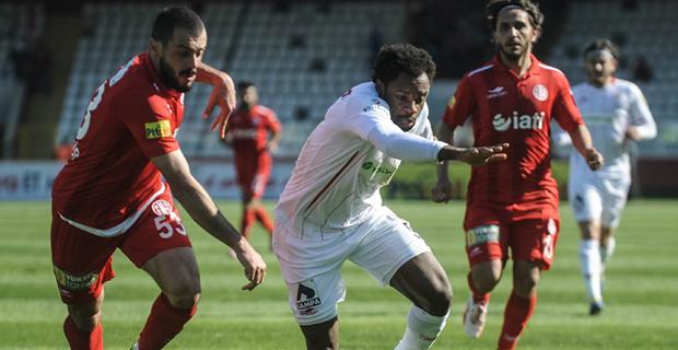 Antalyaspor Deplasmanda Kayıp: 2-1