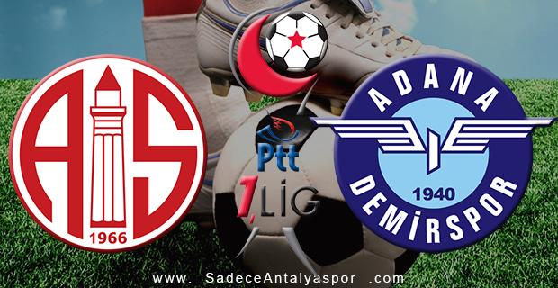 Antalyaspor – Adana Demirspor (İstatistikler)