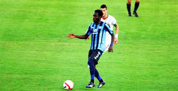 Attamah Antalyaspor Yolunda