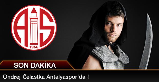Ondrej Celustka Antalyaspor'da