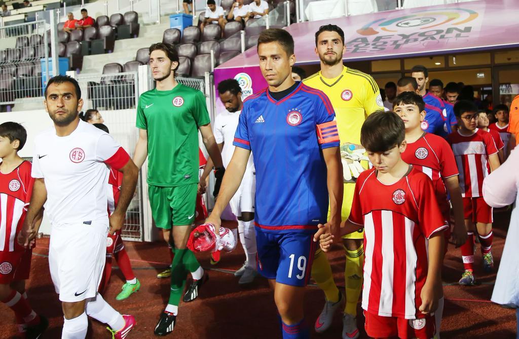 Antalyaspor'un Sıradaki Rakibi Neftçi Bakü