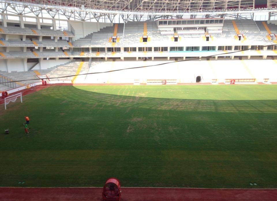Yeni Stadyumda Yeni Sıkıntılar