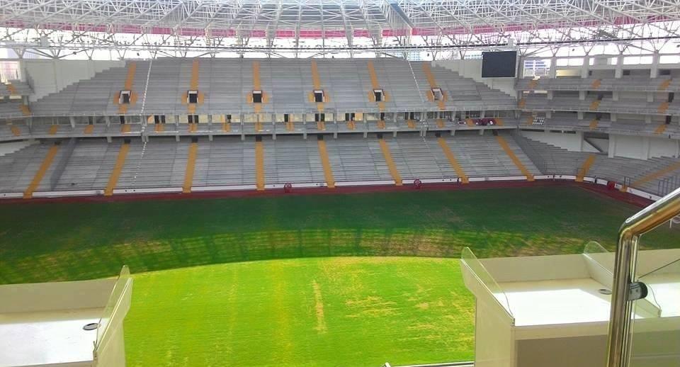 Yeni Stadyumda Sıkıntılar Devam Ediyor