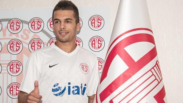 Kvesic Antalyaspor'un Hedefini Açıkladı
