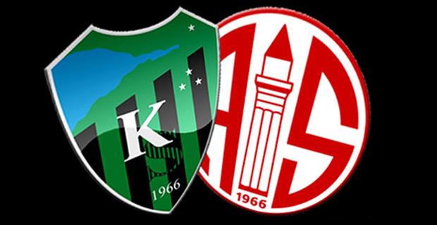 Antalyaspor'dan Kocaelispor Açıklaması