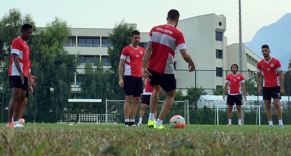 Eskişehirspor Hazırlıkları Başladı