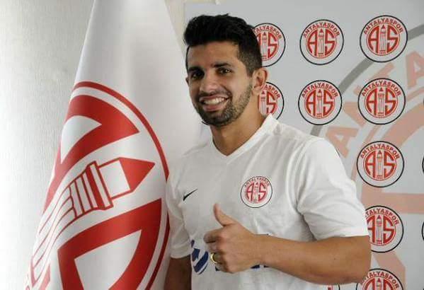 Brezilyalı Guilherme Antalyaspor'da