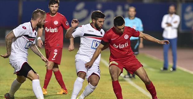 Antalyaspor'a 15 Dakika Yetti