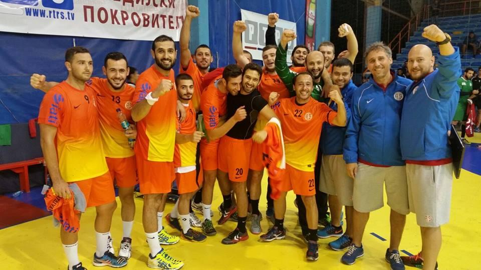 Antalyaspor, Hentbolda İkide İki Yaptı