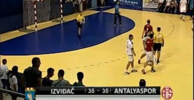 Antalyaspor, Izvidac İle Yenişemedi