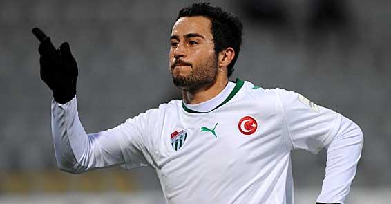 Ozan İpek Antalyaspor'da