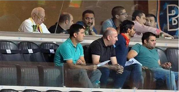 Antalyaspor'a Sıkı Takip