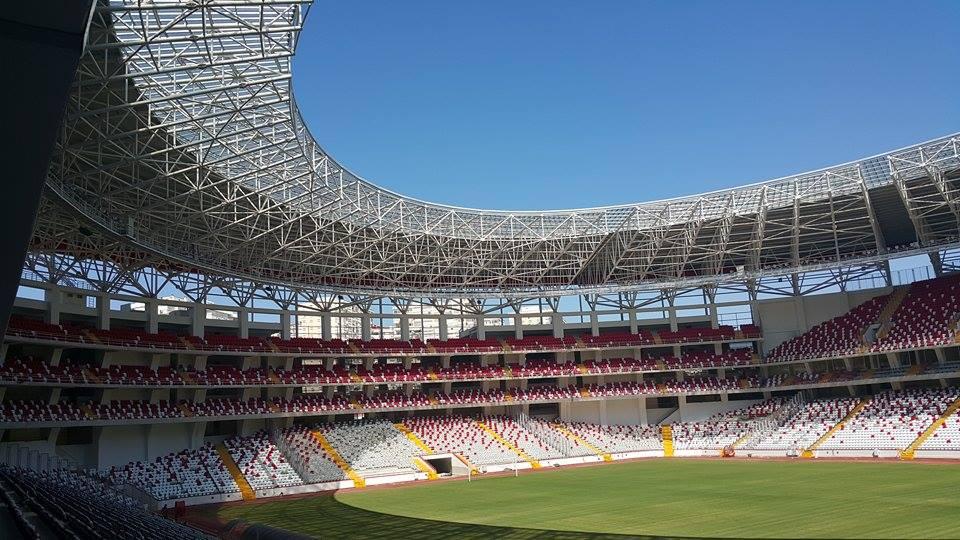 Federasyondan Yeni Stadyuma İzin Çıktı