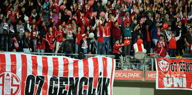 Kulüpten Antalyaspor Taraftarına Çağrı