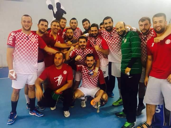 Antalyaspor 34 – 25 Trabzon Akçaabat Tütünspor