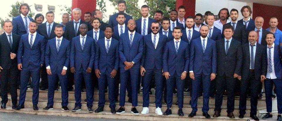 Antalyaspor Rize Yolcusu