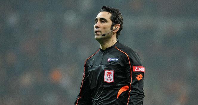 Ç.Rizespor-Antalyaspor Maçının Hakemi Açıklandı