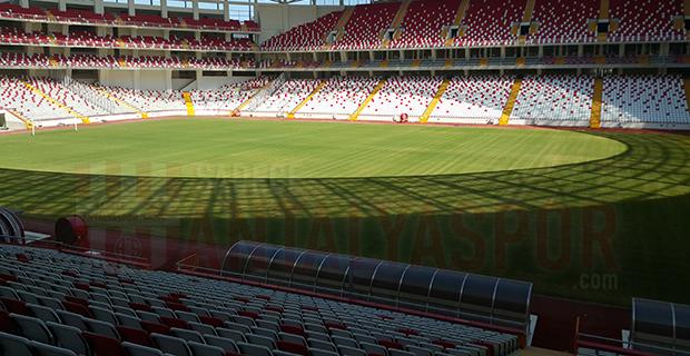 Antalya Arena Dünya Devini Ağırlayacak