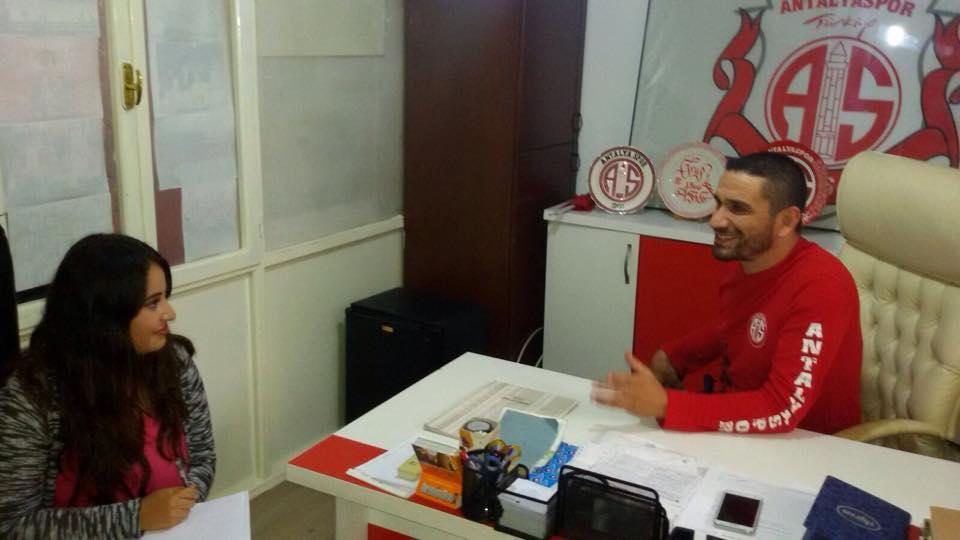 Yılmaz Yıldız Röportajı #1