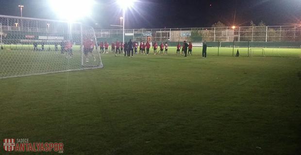 Antalyaspor, Galatasaray Maçına Hazır