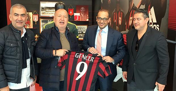 Milan, Antalyaspor'un Kardeş Kulübü Oluyor