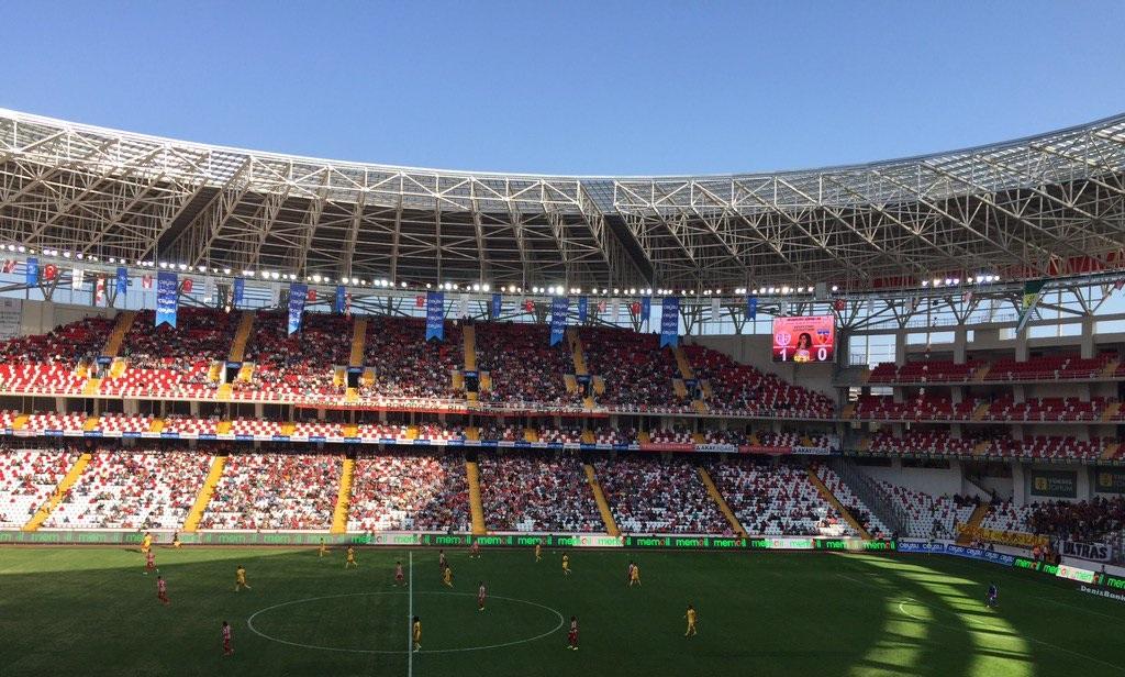 Arena, Osmanlıspor Maçına Yetişmeyebilir