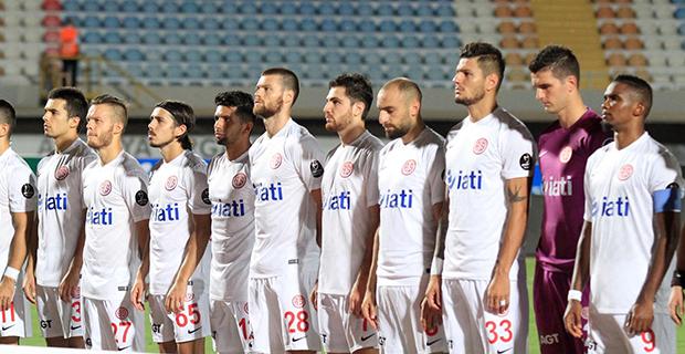 Antalyaspor'un 11 Haftalık Karnesi
