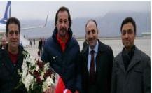 Antalyaspor Kafilesi Erzincan'da