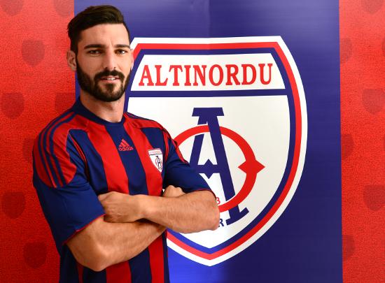 Antalyaspor'da İkinci Transfer De Altınordu'dan