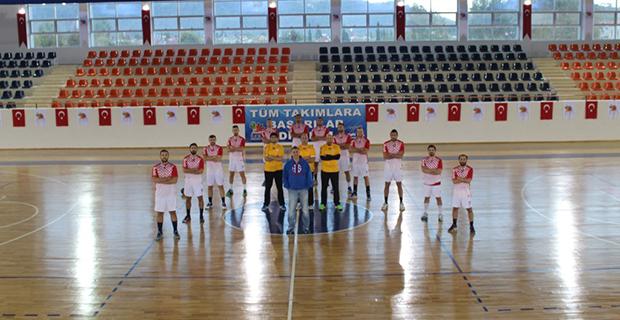 Antalyaspor Hentbol'da Hedef Galibiyet
