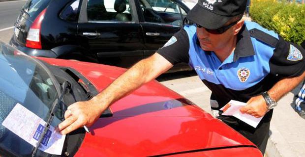 Taraftara Trafik Cezası Şoku