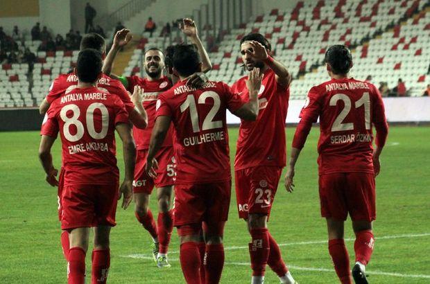 Antalyaspor 2-1 Giresunspor