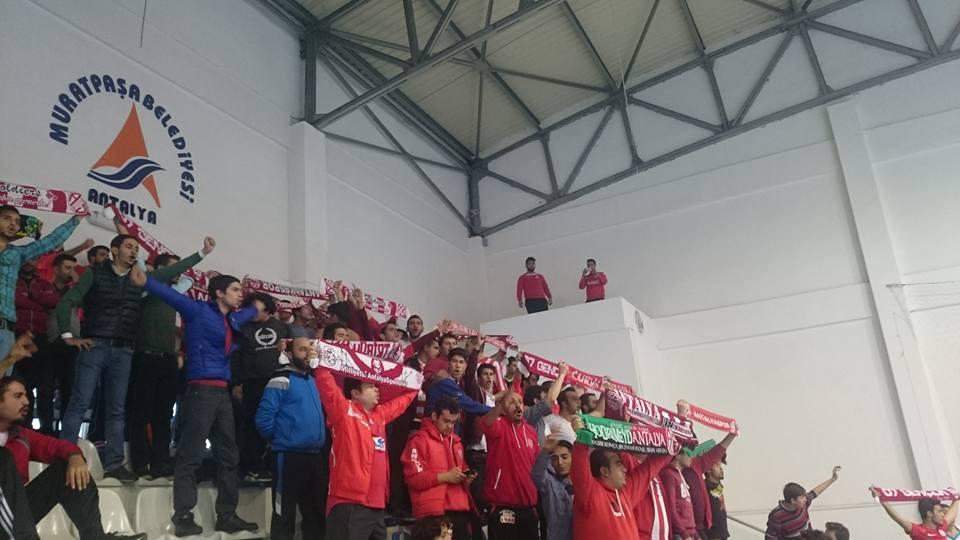 Antalyaspor'dan Taraftarlarına Teşekkür