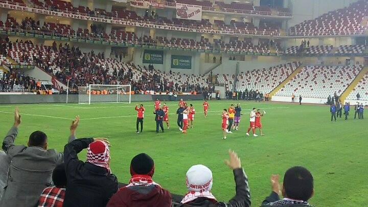 Antalyaspor Taraftarının Çağrısı Yanıt Buldu