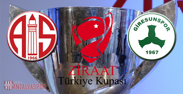 Antalyaspor – Giresunspor (Kadrolar)