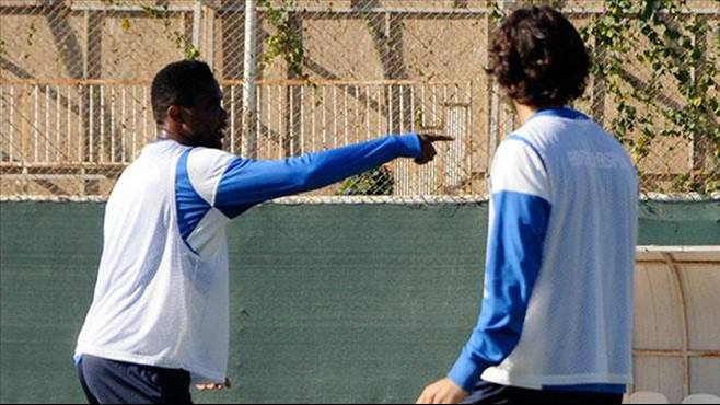 Samuel Eto'o'dan Transfer Listesi