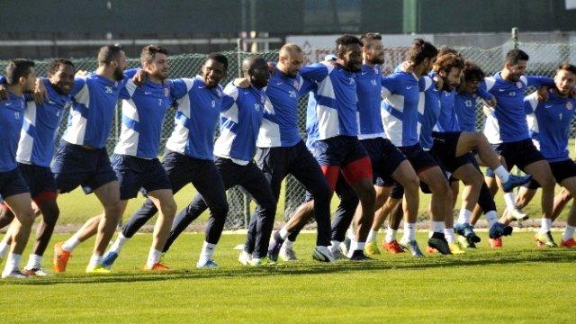 Gaziantepspor Maçının Kadrosu Belli Oldu