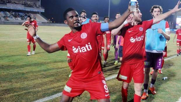 Geri Dönüşün Adı Antalyaspor: 3-2