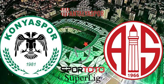T. Konyaspor – Antalyaspor (Maç Öncesi İstatistikler)